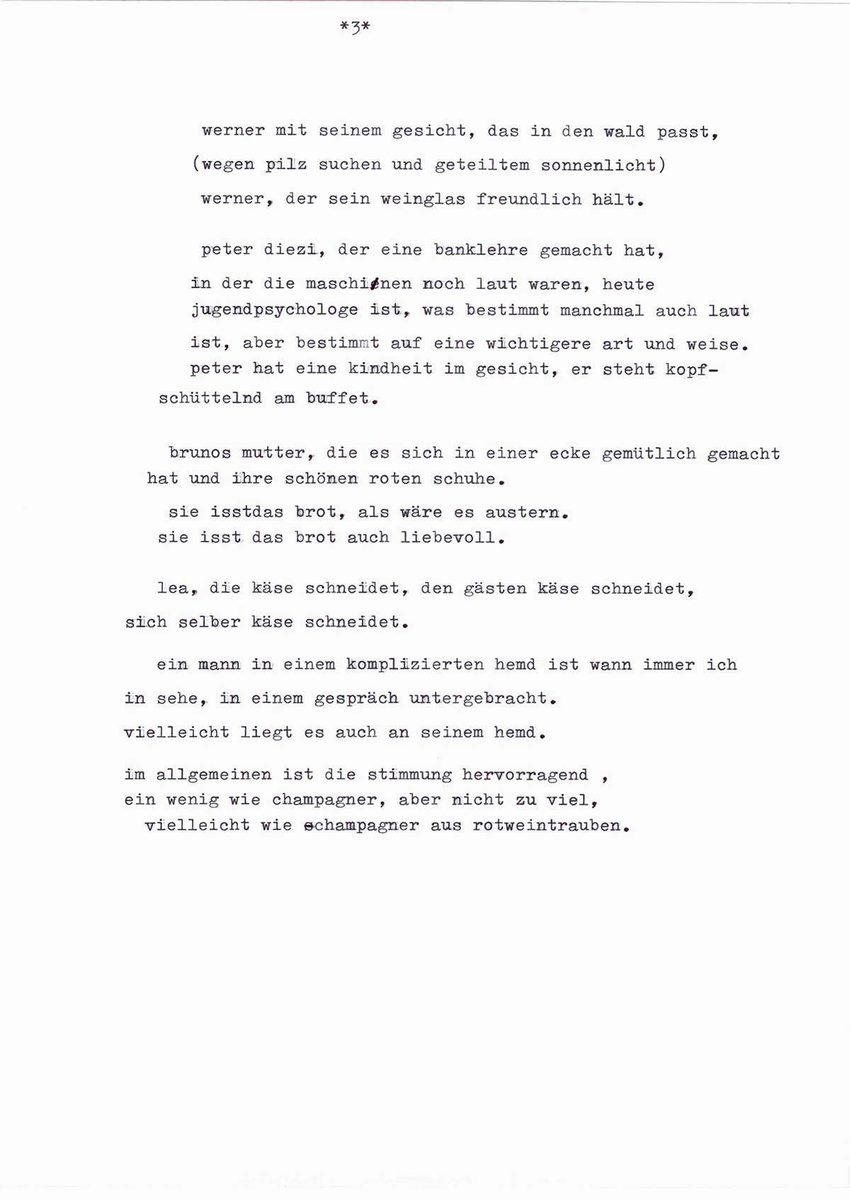 Fur Bruno Zum Geburtstag Literaturdienst Julia Weber